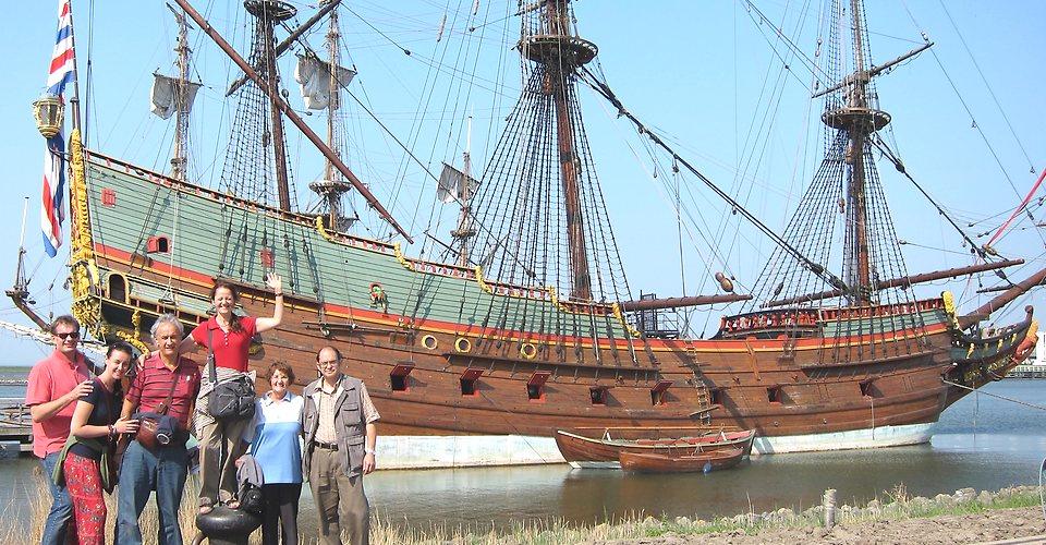 Giethoorn Holland Private Tour Batavia VOC