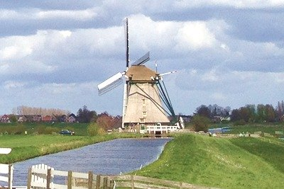 Windmill Countryside Holland Private Tour