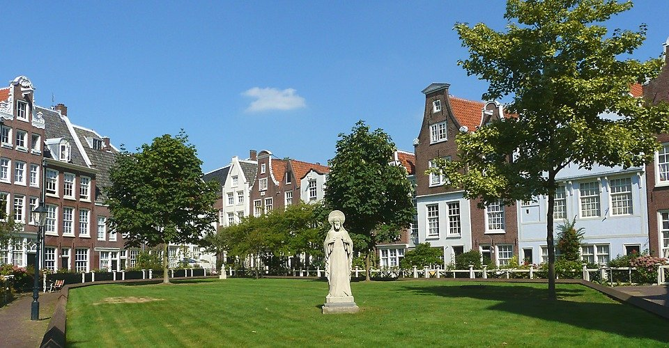 Amsterdam Private Tour Beguinage
