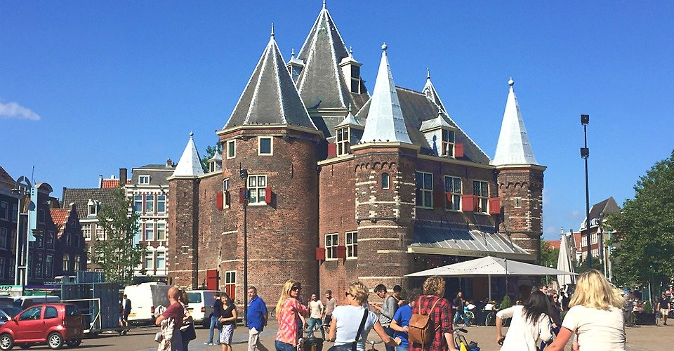 Amsterdam Private Tour De Waag