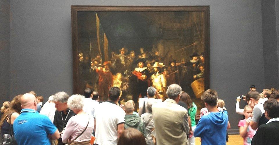 Amsterdam Private Tour Rijksmuseum Rembrandt Nachtwacht