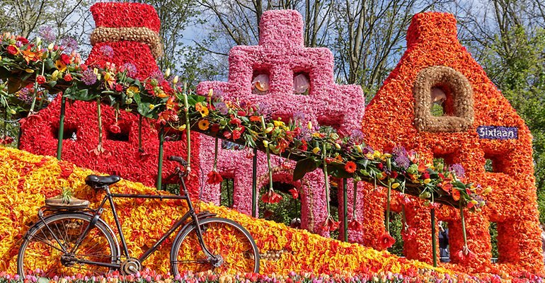 Keukenhof Tour - Tulip Festival