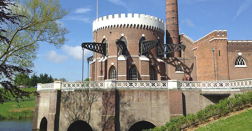 Cruquius Windmill Holland Private Tour