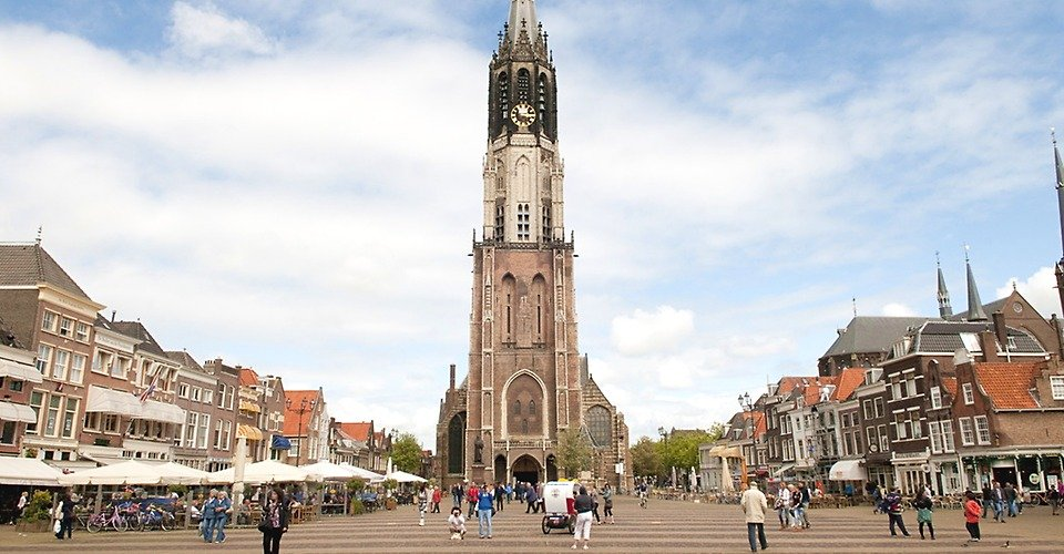 Delft Private Tour - Market square