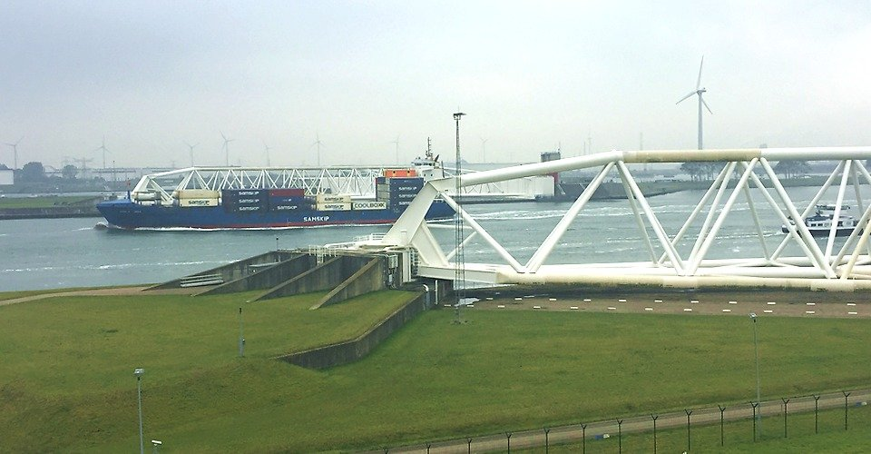 Tour Rotterdam Holland - Port of Rotterdam