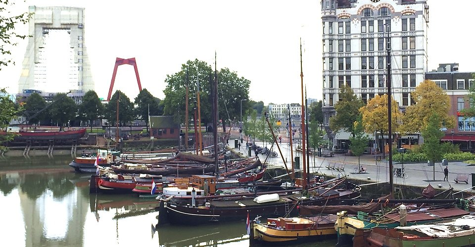 Tour Rotterdam Holland - Oude Haven