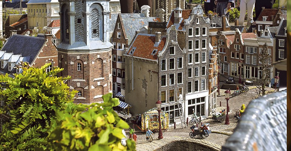 The Hague tour - Madurodam