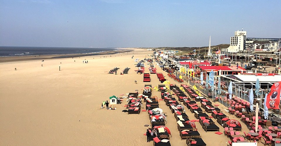 The Hague tour - Scheveningen beach