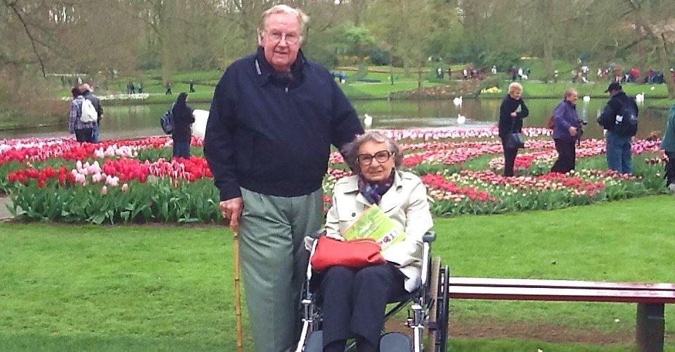 Holland Custom Tour - disability wheelchair