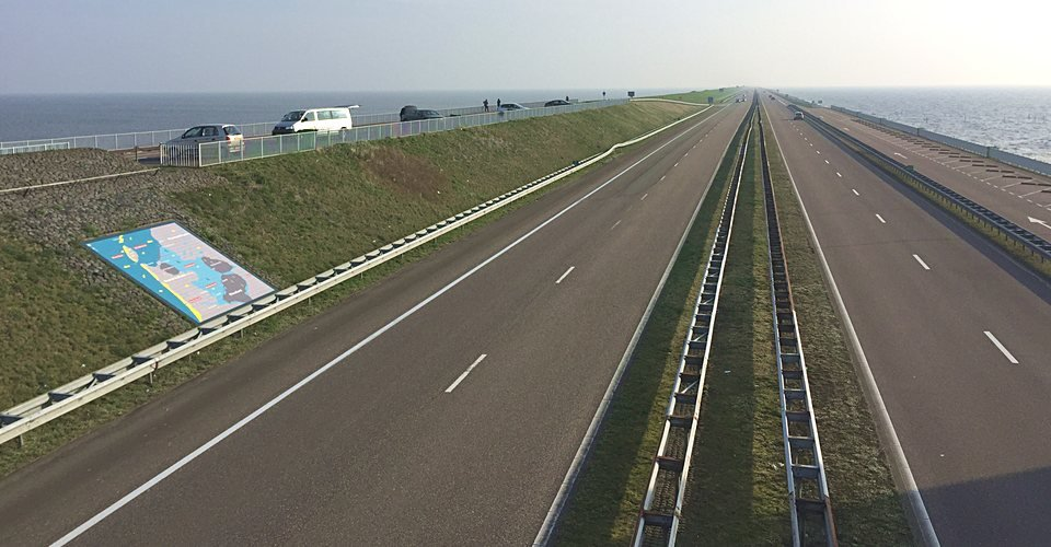 Afsluitdijk - 3 Day Best of Holland Tour