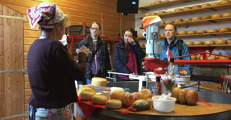 Cheese - 3 Day Best of Holland Tour