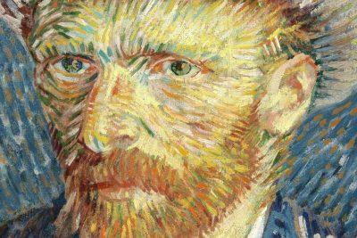 Van Gogh Tour in Brabant - selfportrait Van Gogh