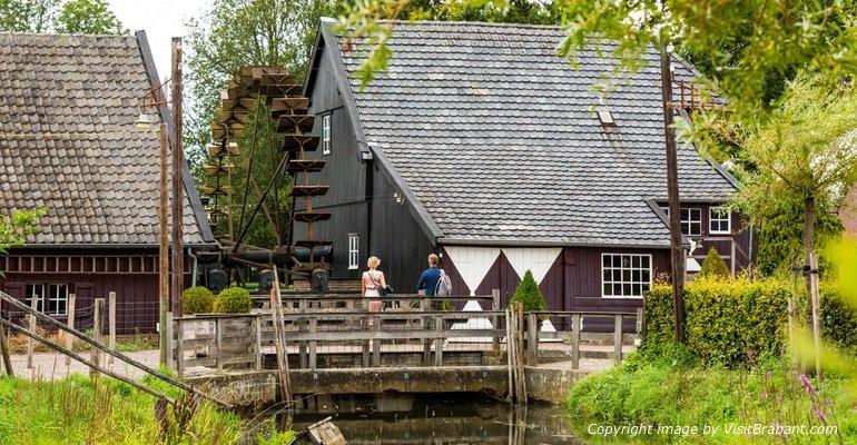 Van Gogh Tour in Brabant - watermill Zundert
