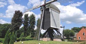 Van Gogh Tour in Brabant - windmill