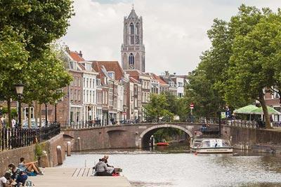 Day trip from Amsterdam - Utrecht