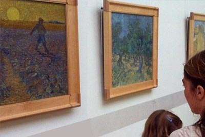 Day trip from Amsterdam - Vincent van Gogh