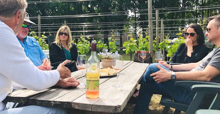 Wine Tasting - Day Trip from Amsterdam