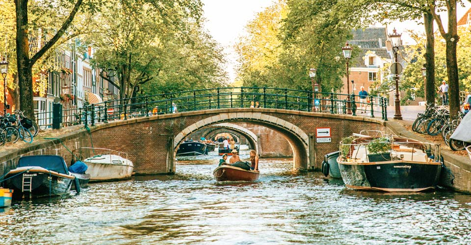 Private Canal Tour Amsterdam
