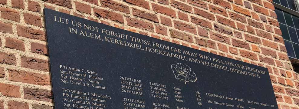 WWII Memorial Kerkdriel