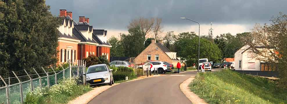 Typical Dutch town - online experience