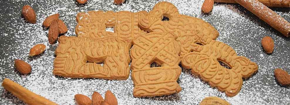 Speculaas Windmill cookies recipe