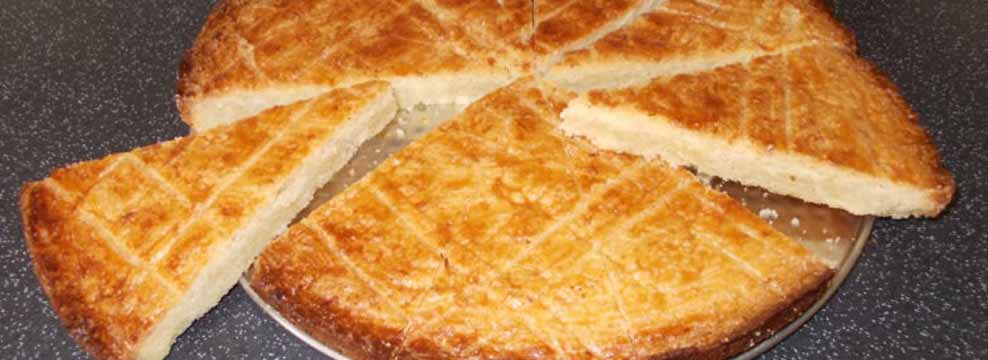 Boterkoek - Dutch Buttercake recipe