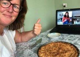 How to make Dutch Apple Pie recipe