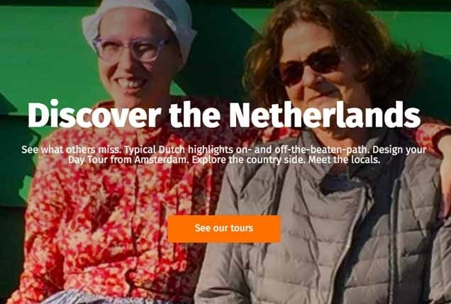 Meet the Locals with Holland Private Tour