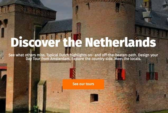 Visit Castles on a Day tour from Amsterdam
